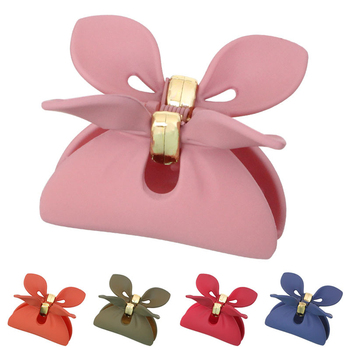 New Girls Hairpin Hair Crab Clamp Acrylic Hair Claw Clips for Women Barrettes Hair Claws for Women Hair Accessories
