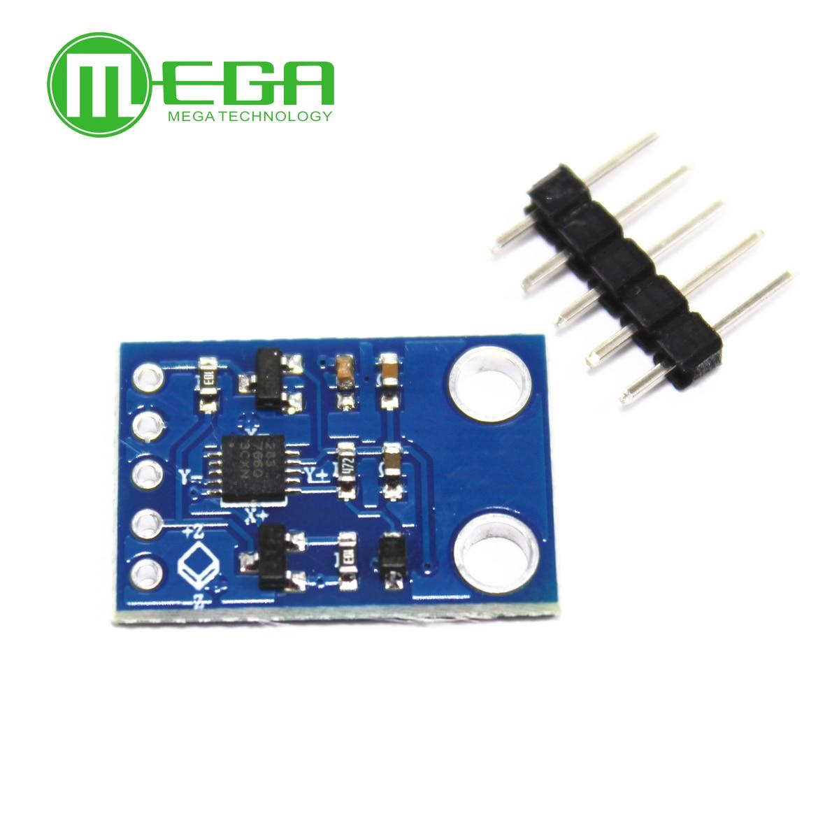 MMA7660 Module 3 Axis Accelerometer I2C Low //-1.5g MEMS Arduino