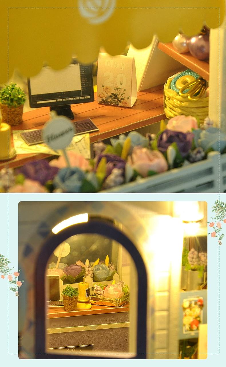 H08bfafef63364af9ae4b813427d786f8H - Robotime - DIY Models, DIY Miniature Houses, 3d Wooden Puzzle