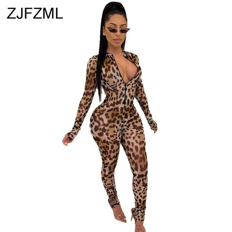 Snakeskin Rompers Womens Jumpsuit one Piece Sleeveless Boho Back lace up Snake printsexy Bodysuit