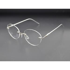 Image 3 - Gafas fotocromáticas Unisex para piloto, lentes de conducción para miopía, redondas, sin montura, de titanio, N5