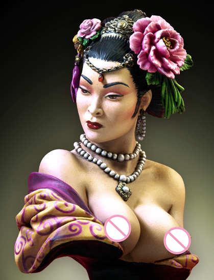 Kinesisk forntida skönhet