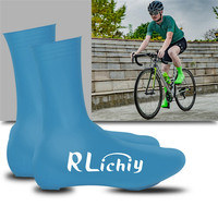 Bicicleta dustproof ciclismo overshoes unisex mtb bicicleta ciclismo sapatos capa/overshoes acessórios esportivos