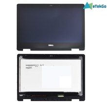 New 13.3Touch Digitizer FHD LCD Screen For Dell Inspiron 13 5000 2-in-1 P69G001 трансформер dell inspiron 5491 core i5 10210u 8gb ssd256gb nvidia geforce mx230 2gb 14 ips touch fhd 1920x1080 windows 10 grey wifi bt cam