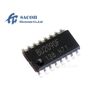 10PCS/lot New OriginaI BU2090F-E2 BU2090F or BU2090AF or BU2090FS BU2090AFS BU2090 SOP-16 12bit Serial IN / Parallel Out Driver image