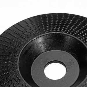 Image 5 - 110mm ahşap taşlama tekerlek açılı taşlama disk ahşap oyma disk zımpara aşındırıcı aracı için 16mm 22mm çap