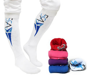 Fencing Socks Children Adult Thicken Cotton Stretch Knee Socks Game Socks Fencing Equipment