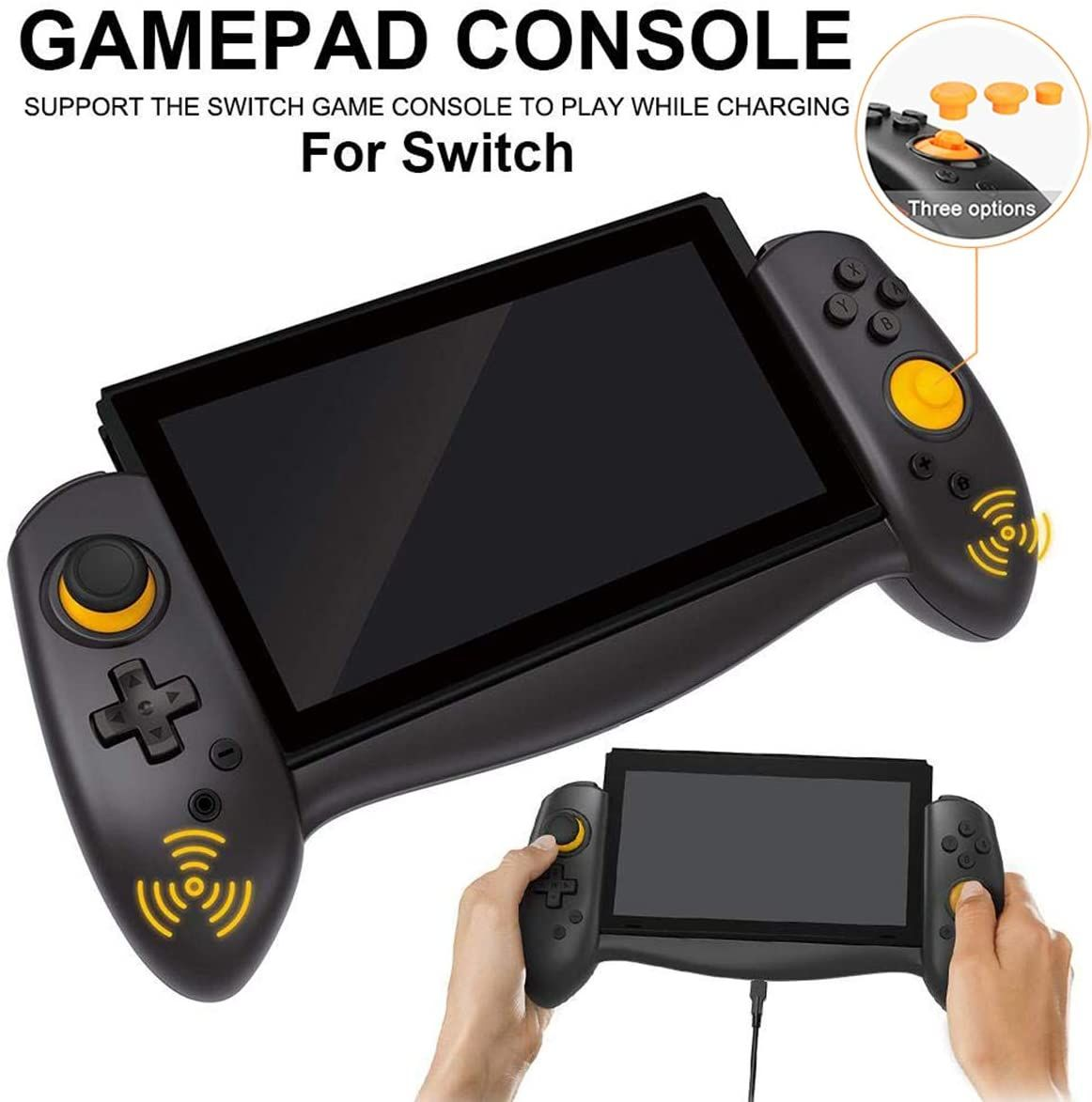 For Nintend Switch Host Console Nintend Switch Wired Portable Controlle Grip Gamepad Plug And Handle Gamepad Grips For NS Switch