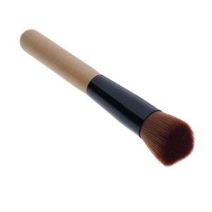 Image 3 - 2019 makyaj fırçalar pudra kapatıcı allık likit fondöten yüz makyaj fırçası araçları profesyonel güzellik kozmetik