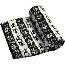 12 В Автомобильное нагревательное одеяло Снежинка с рисунком лося автомобильное электрическое одеяло энергосберегающий подогреваемый пледы коврик для путешествий кемпинга пикника тепла