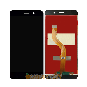 Image 2 - New LCD Display Screen For Huawei GW Metal NA TRT L53 TRT 53 Full LCD Display Touch Screen Monitor Sensor Glass Assembly Frame