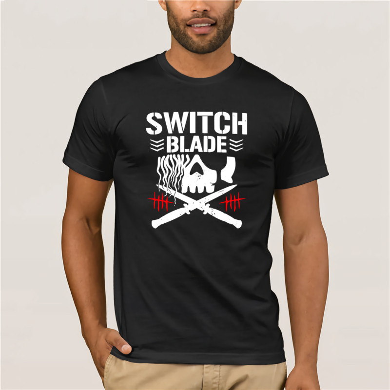 2020 Mens T Shirts Fashion 2020 Switchblade Club T Shirt Switch Blade Cotton Casual