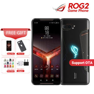 Asus Snapdragon 855 Gaming Phone 128GB WCDMA/CDMA/LTE/GSM NFC Quick Charge 4.0 Octa Core