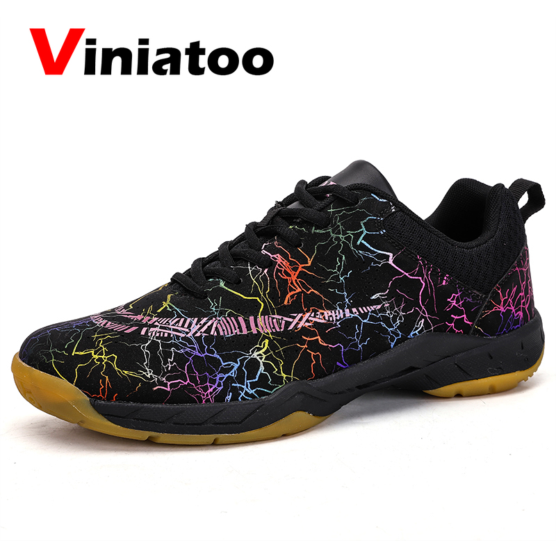 New Brand Table Tennis Sneakers For Men Womens Professional Table Tennis Shoes Kids Breathable Training Badminton Shoes Child