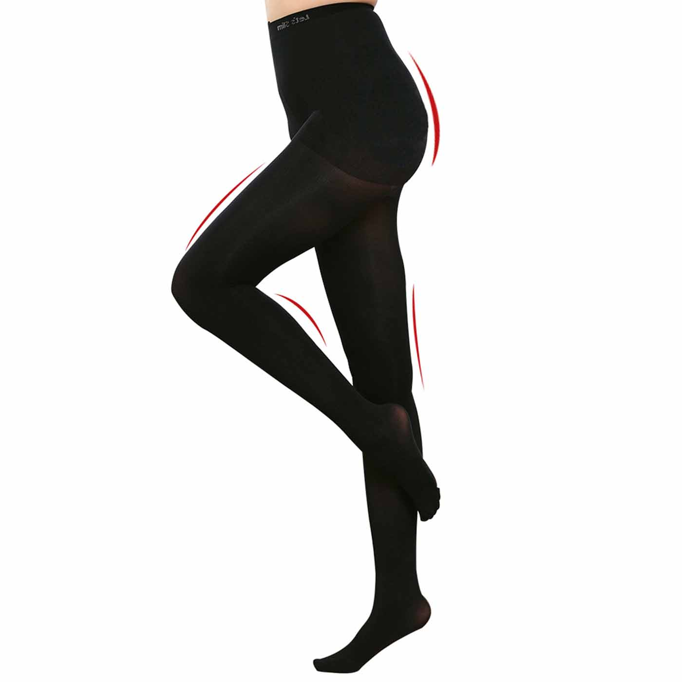 Varicose Veins Socks Slimming Stockings Compression Burn Fat Super Thin Sleeping Overnight Slim legging Patch Beauty Leg Socks