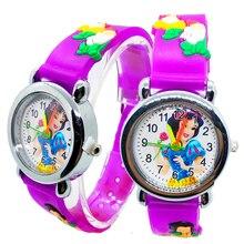 High Quality Children Clock Watch Women Girls Student Sports