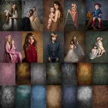 Mocsicka poliéster textura abstrata fotografia pano de fundo para retrato photoshoot estúdio crianças maternidade adulto arte