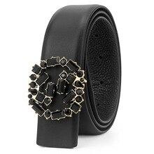 Riemen Voor Vrouwen Luxe Designer Heren Riemen Hoge Kwaliteit Beroemde Merk Pasek Damski Echt Lederen Riem Mannen Cinturon Mujer Cinto