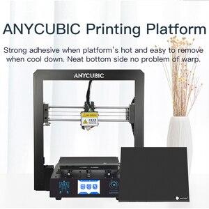 Image 4 - Tanie ANYCUBIC 3D drukarki I3 Mega przemysłowe kraty platformy wszystkie metalowe Plus rozmiar Impresora pulpit 3d DIY Kit imprimante