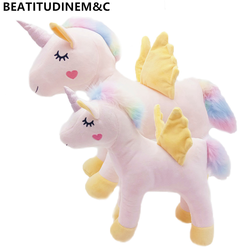 1-New-Dream-Elf-One-horned-Pegasus-Plush-Toy-Unicorn-Stuffed-Toys-Children-Boys-and-Girls-Gifts
