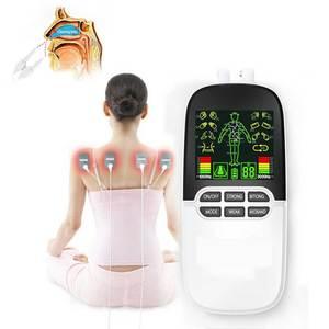 Image 1 - Электростимулятор для мышц Tens Boby, массажер от ринита и аллергии, электростимулятор, меридианная физиотерапия