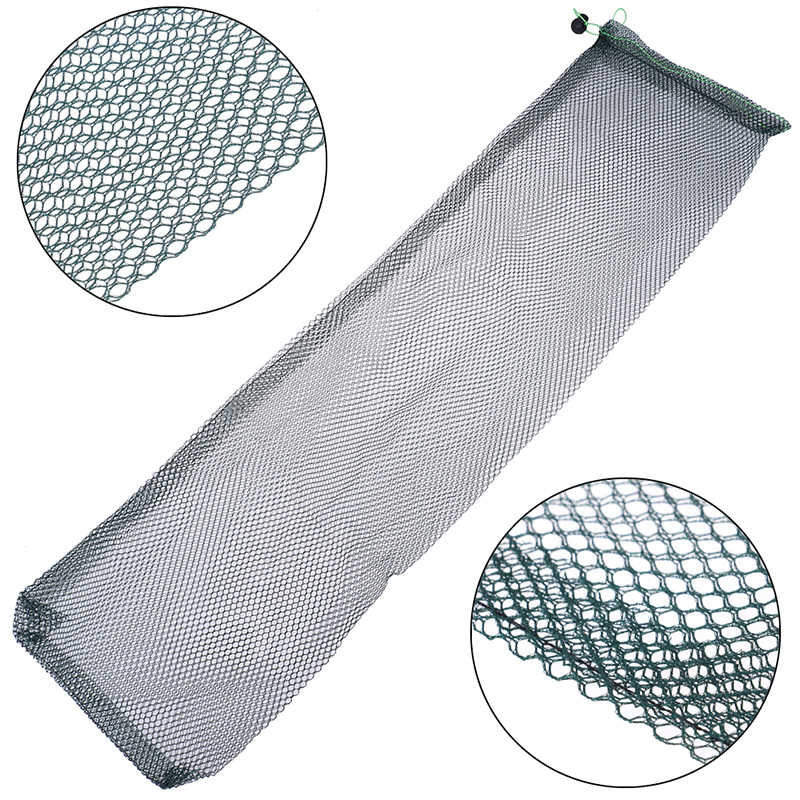 Mesh Hole Flat Fishnet Tool Spring Fishing Net Fish Hook Fishnet Tackle Tool