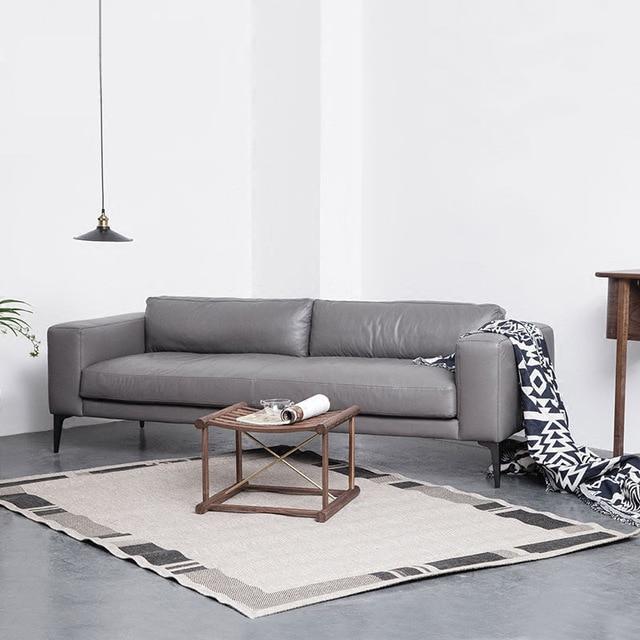 Foshan Italian Minimalist Modern Sofa  3