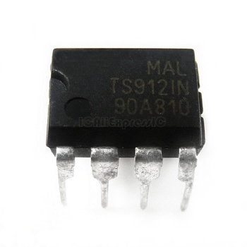 10pcs/lot TS912IN TS9121N TS9121 TS912 DIP-8 In Stock - discount item  10% OFF Active Components