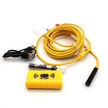 5 м wifi usb эндоскоп камера hd 1200p водонепроницаемый жесткий