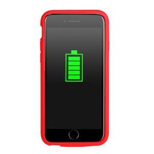Image 2 - 2800mAh pil şarj cihazı için akıllı iPhone6/6s/pil kutusu güç bankası şarj edici kılıf kılıfları Ultra ince harici sırt çantası