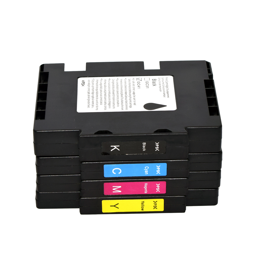 GC41 Empty Compatible Ink Cartridge With Chip For Ricoh SG3110 SG 3110DN SG2100 SG2010 S3110DNW Printer