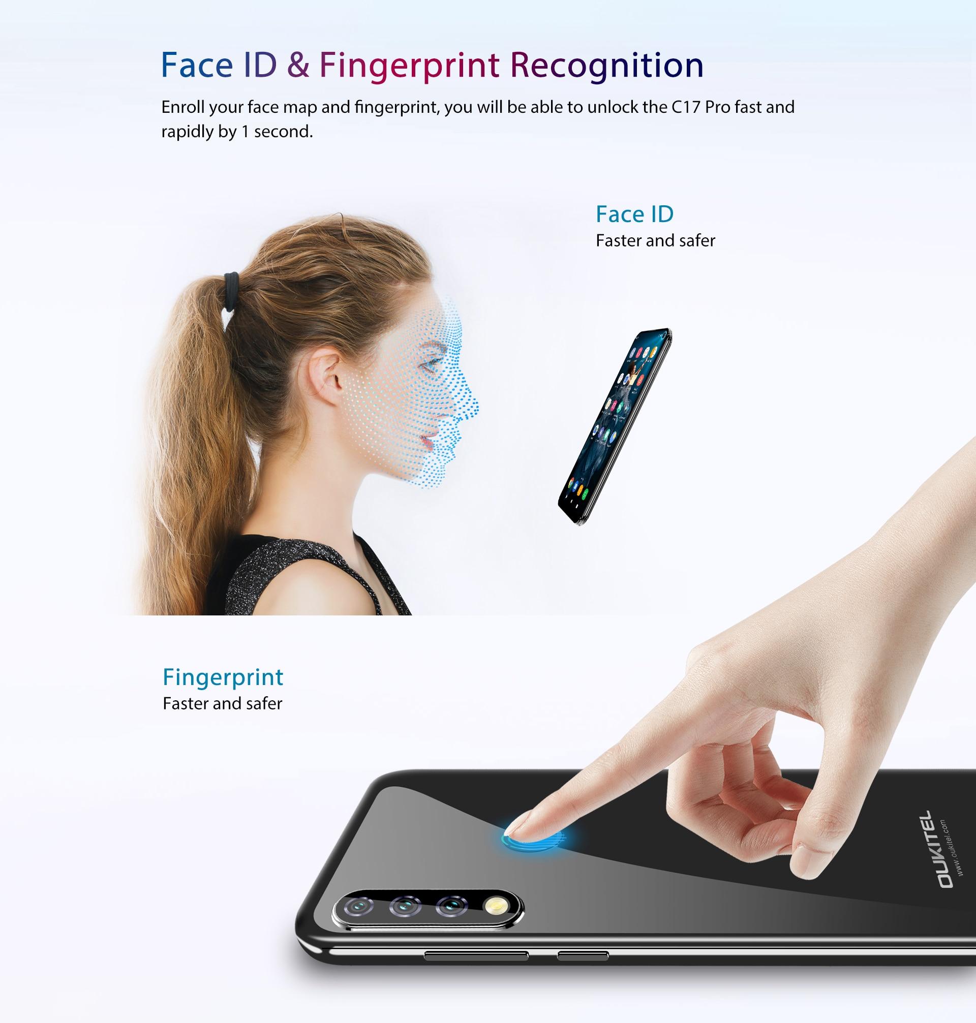 OUKITEL Smartphone Card PRO 22