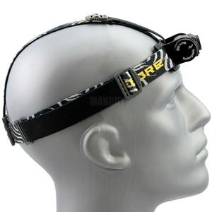 Image 4 - NITECORE HC60 HC60W USB Rechargeable Headlamp CREE XM L2 U2 1000 Lumens Camping Headlight + 3400mAh 18650 Battery Free Shipping