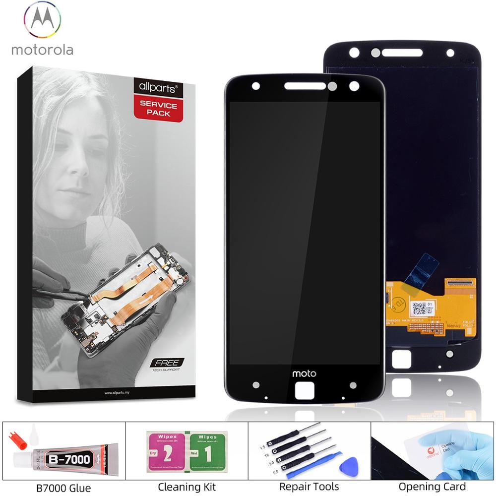 5.5'' AMOLED <font><b>LCD</b></font> For Motorola MOTO Z <font><b>LCD</b></font> Display Touch Screen for Moto Z Display <font><b>XT1650</b></font> <font><b>XT1650</b></font>-03 Digitizer Replacement Parts image