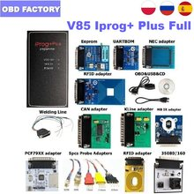 Nowe pełne adaptery Iprog + Plus 777 wsparcie Iprog 3w1 IMMO + korekta przebiegu + resetowanie poduszki powietrznej wymień pełne adaptery Carprog IPROG Pro