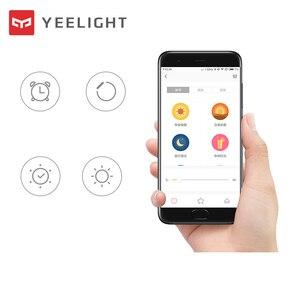 Image 4 - Yeelight ضوء السقف برو 450/480 مللي متر عن بعد APP WIFI بلوتوث التحكم الذكية LED اللون IP60 الغبار مصباح السقف