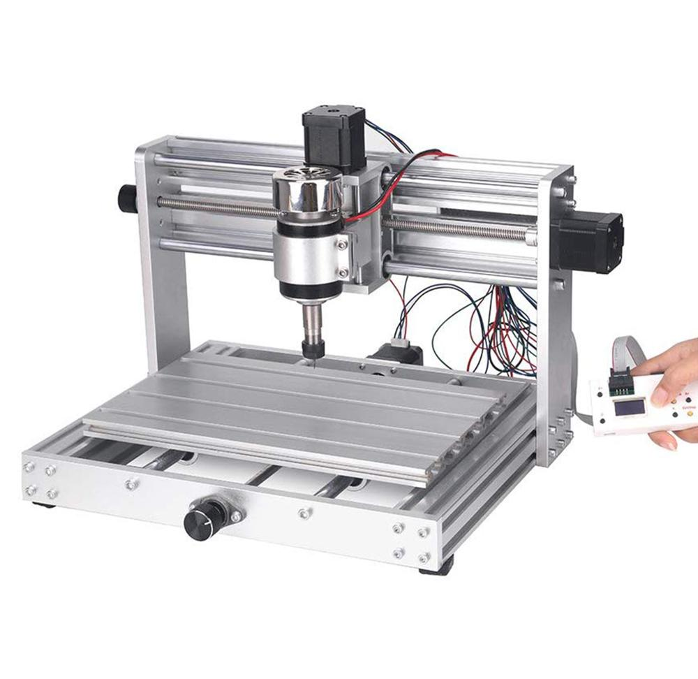 Image 2 - CNC 3018pro MAX Engraver GRBL Control with 200w Spindle,3 Axis PCB Milling machine,15w big power laser DIY Wood RouterWood Routers   -