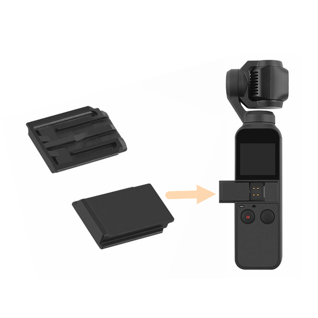 Handheld Camera Base Data Interface Protective Cover For DJI OSMO Pocket Accessories Alternate Protection Of Machine Data