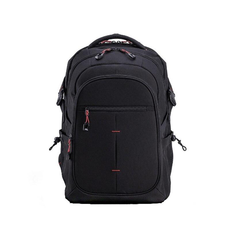UREVO 25L grande capacité hommes sac à dos niveau 4 étanche 15 pouces pochette d'ordinateur adolescent sac à dos extérieur voyage noir sac Mochila