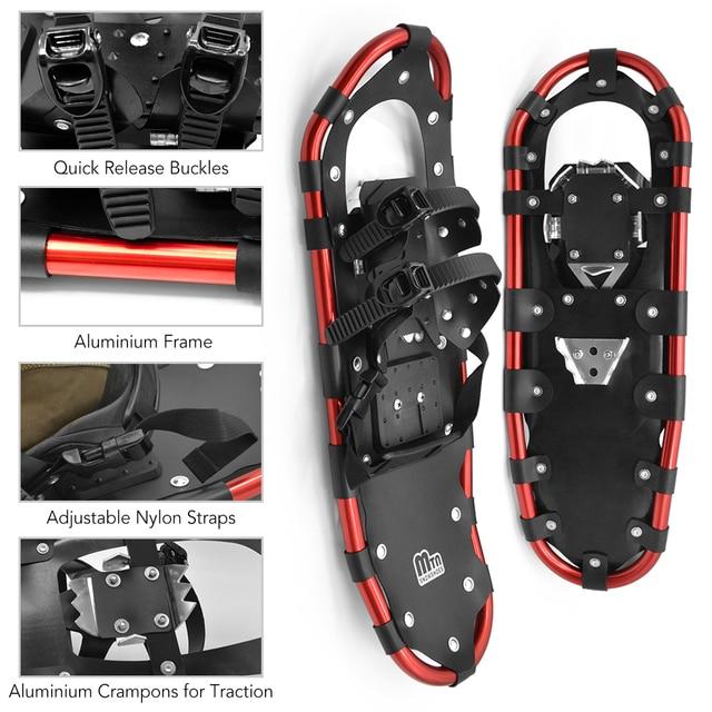 Ski Snowshoes  5