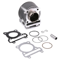 for Yamaha BWS X 125 Cygnus 125 52.4mm Cylinder Kit with Piston Cylinder Block Pin CNC Motorcycle Scooter Accessories