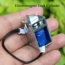 Lock Lock-Cylinder Drawer-Cabinets Magnetic Electric Household Gate Storage Catch-Door
