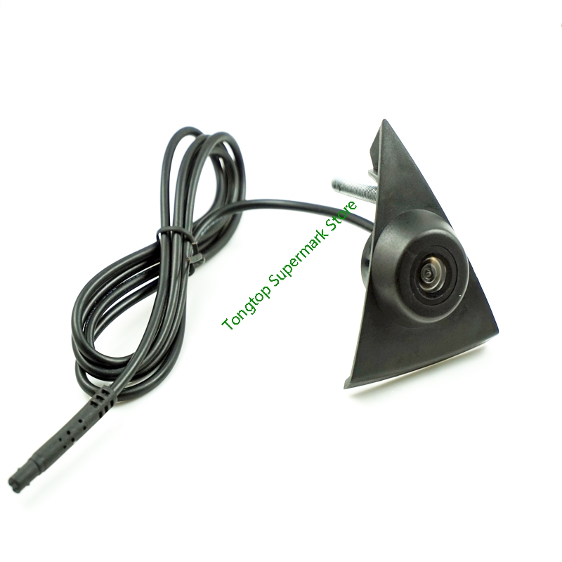 Waterproof Night Vision CCD Car Front View Parking Camera For Infiniti 2014-2015 Frim Installsation In The Logo