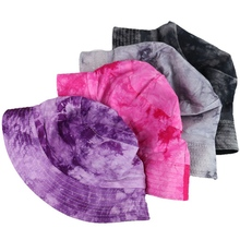 1 шт. осенний галстук краситель ведро шляпа рыболовные кепки Мужские Женские Новые