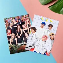 ATEEZ TREASURE Photo-Album Lomo-Cards NCT TWICE Kpop Txt 30pcs/Set HD