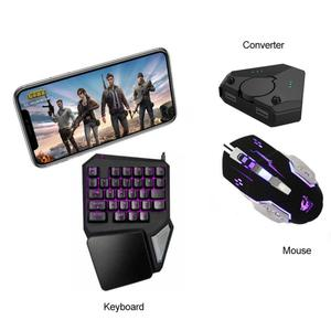 Игровой контроллер PUBG для IOS, IPad, ПК, Bluetooth 5,0, Android