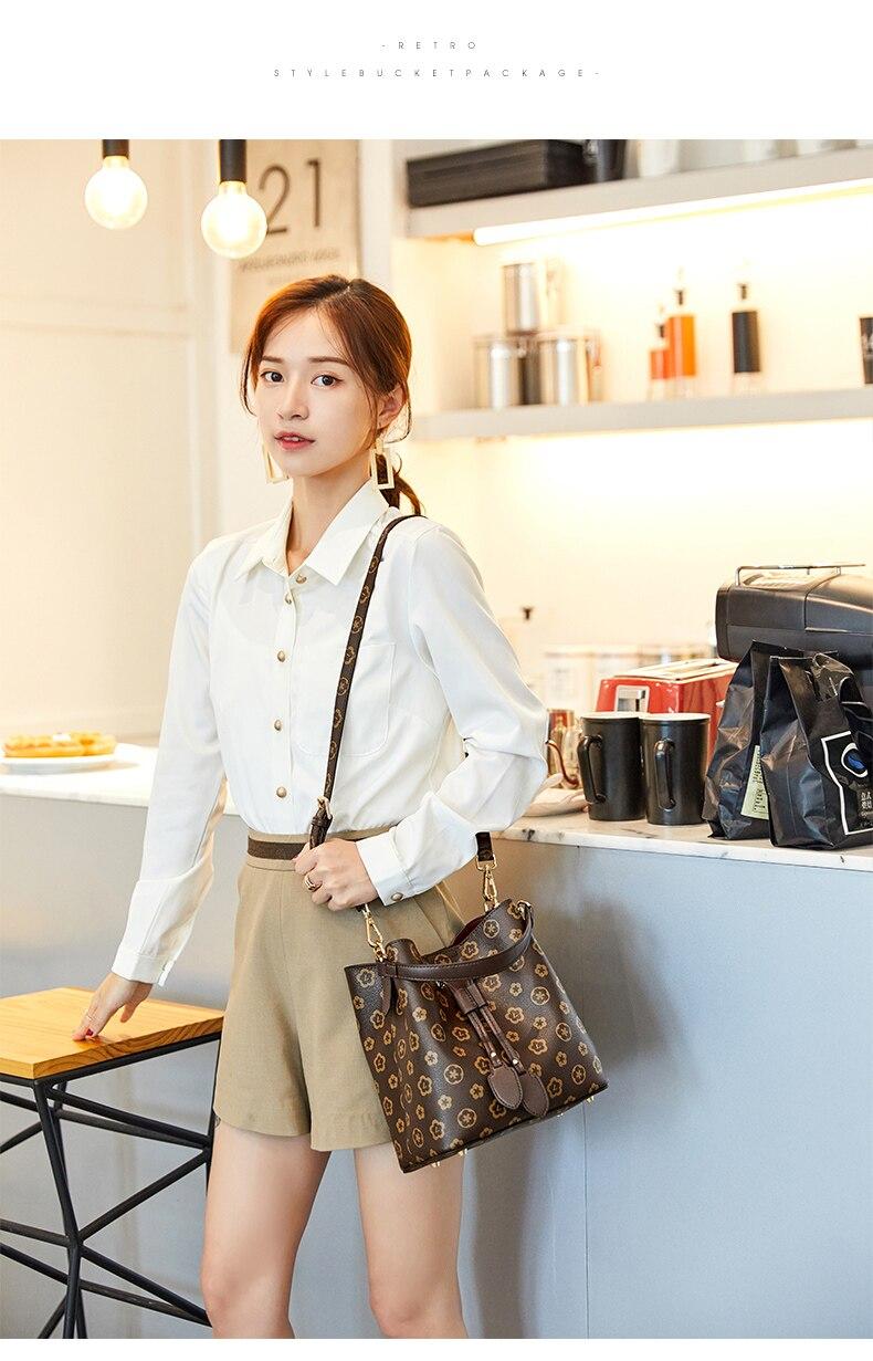 mulheres sacos de ombro marca designer senhoras
