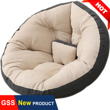 Bean-Bag-Chair Recliner Lazy-Sofa Futon Children Folding-Gaming-Mat Adults with Filling-Multi-Function
