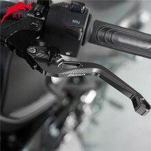 CNC อลูมิเนียมใหม่ปรับ 3D Rhombus รถจักรยานยนต์คลัทช์เบรคห้ามล้อสำหรับ Yamaha FZ1 FAZER/GT FZ6 FAZER/S2 FZ6R FZ8 FZ6 Fazer/S2