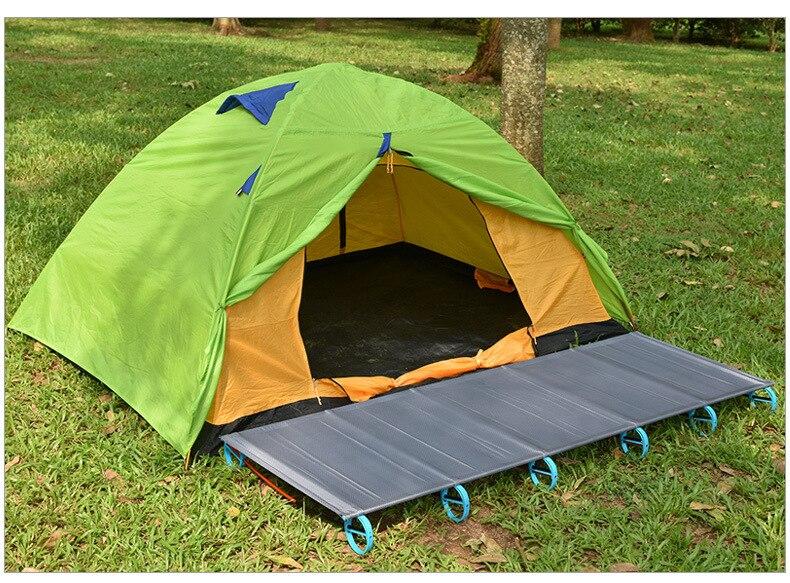 Dobrável Ultraleve Barraca de Acampamento Ao Ar